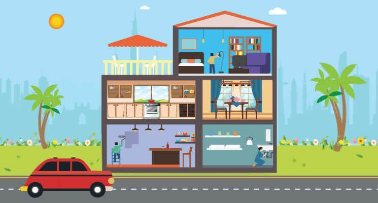 Renovating a home in Dubai