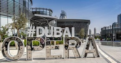 Dubai Events Calendar: What's Going on This Month?
