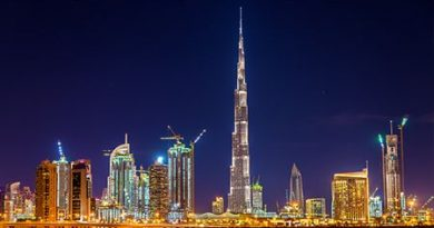 10 Interesting Facts You Probably Didn't Know About Burj Khalifa